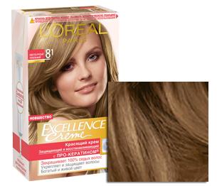 Светло-коричневый цвет волос краска отзывы