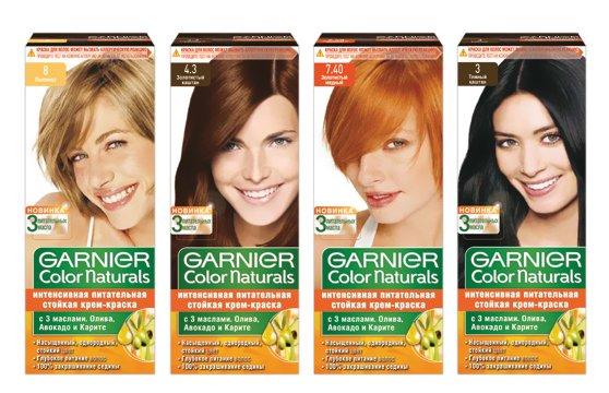 Отзывы краска для волос гарньер 6.41 страстный янтарь