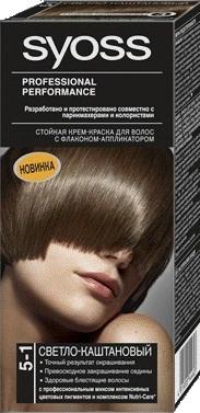 Краска для волос сьес 5-1 отзывы