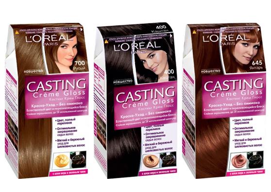 Двойная краска для волос фото