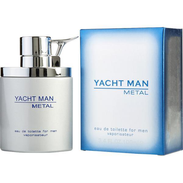 Yacht Man Metal Туалетная вода 100 мл.