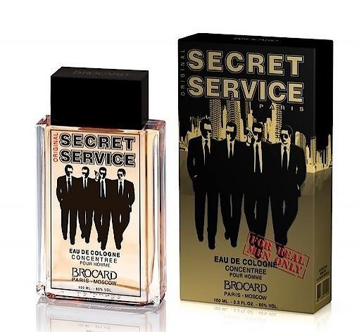 Secret Service Original men Одеколон 100 мл. (спрей)