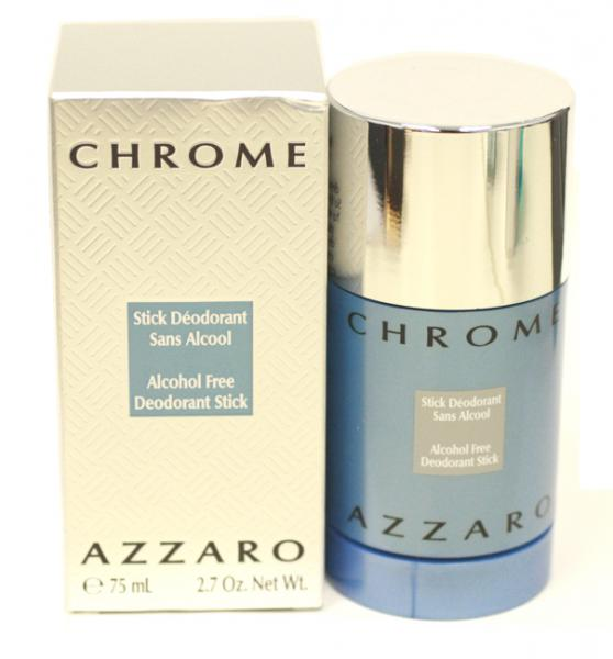 Azzaro men Chrome Дезодорант-стик 75 мл.