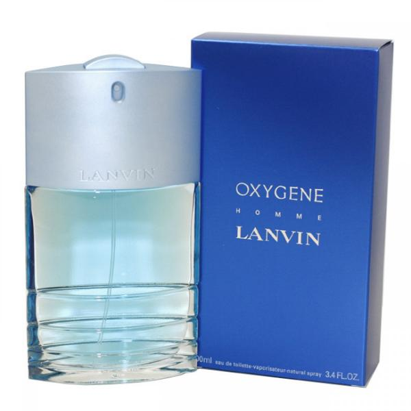 Lanvin men Oxygene Туалетная вода 100 мл.