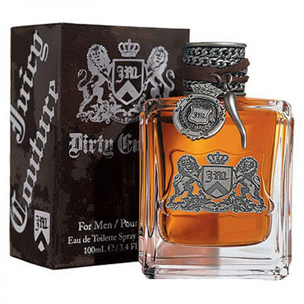 Juicy Couture men Dirty English Туалетная вода 100 мл.