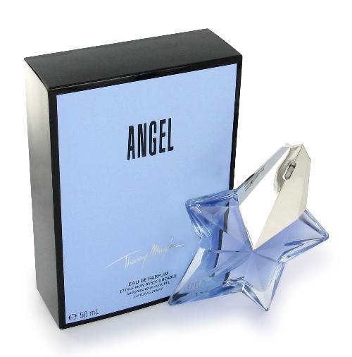 Thierry Mugler T.mugler woman Angel Туалетные духи 50 мл.
