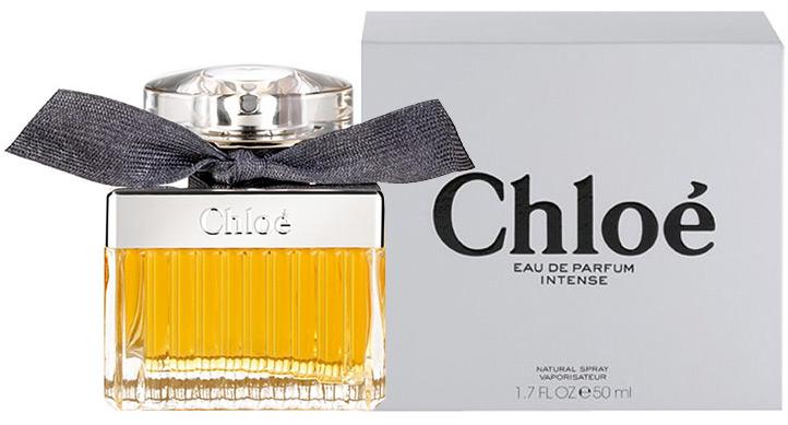 Chloe woman Chloe Intense Туалетные духи 50 мл. (серая)