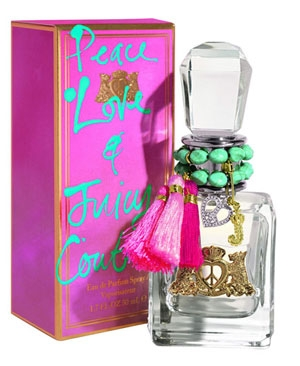 Juicy Couture woman Peace, Love&juicy Couture Туалетные духи 30 мл.