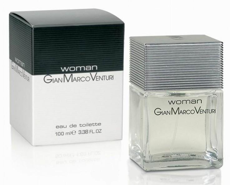 Gian Marco Venturi Woman Туалетная вода 100 мл. (черно/белый)
