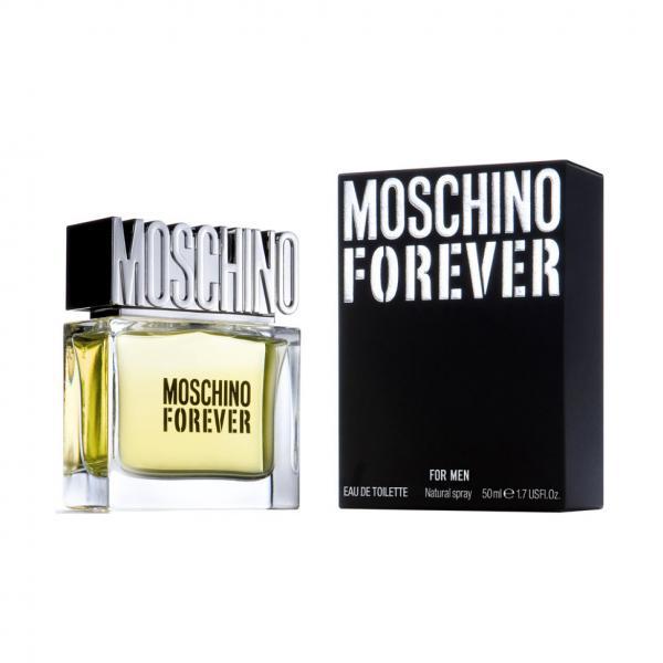 Moschino men Forever Туалетная вода 100 мл.