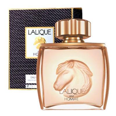 Lalique men Equus Туалетные духи 75 мл. (лошадь)