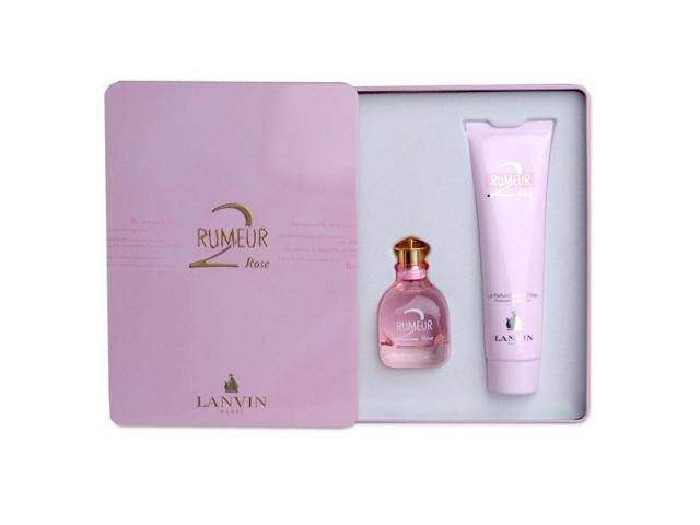 Lanvin woman Rumeur 2 Rose Набор: Туалетные духи 50 мл. + Лосьон для тела 100 мл.