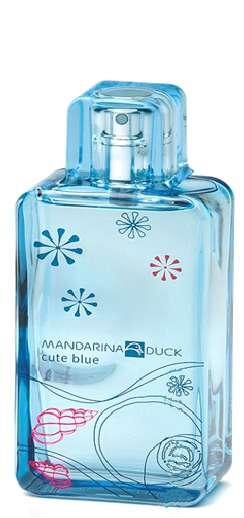 Mandarina Duck woman Cute Blue Туалетная вода 100 мл. Tester