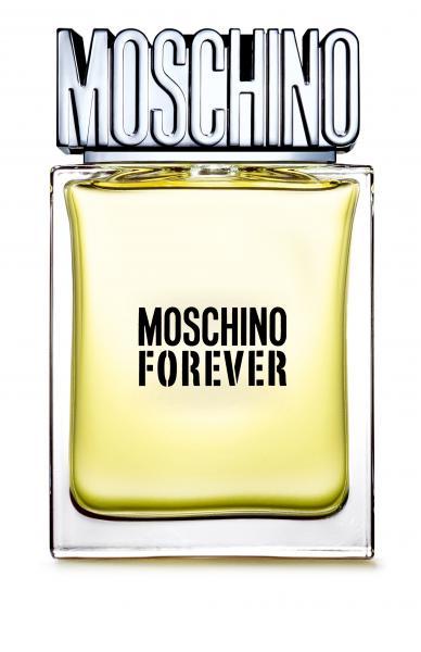 Moschino men Forever Туалетная вода 100 мл. Tester