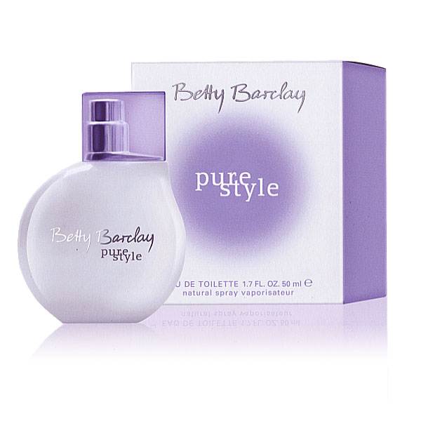 Betty Barclay woman Pure Style Туалетная вода 50 мл.