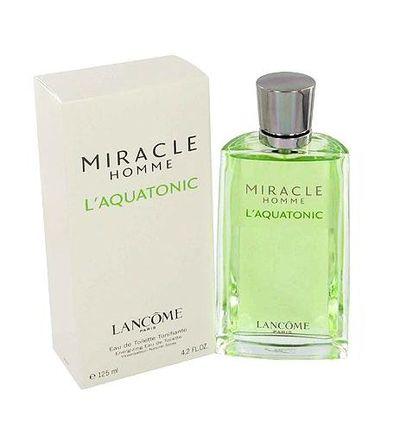 Lancome men Miracle L'aquatonic Туалетная вода 50 мл.