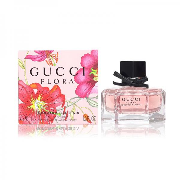 Gucci woman Flora By Gucci Gorgeous Gardenia Туалетная вода 30 мл.