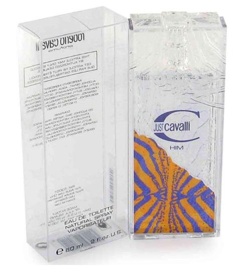 Roberto Cavalli Just Cavalli Him Туалетная вода 60 мл.