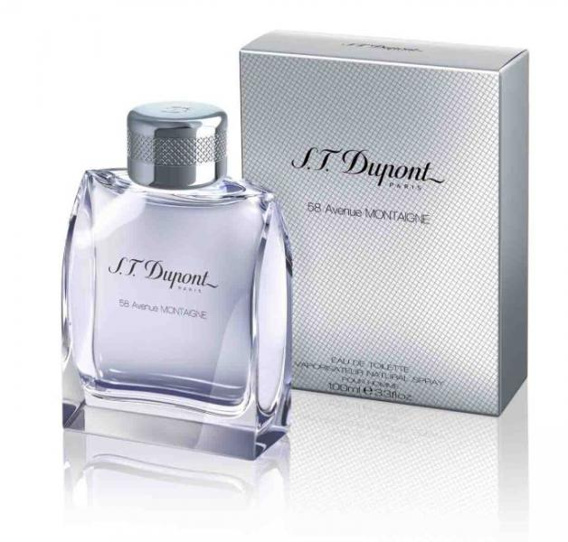 Dupont S.T. Dupont men 58 Avenue Montaigne Туалетная вода 50 мл.