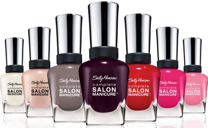 Sally Hansen Complete Salon Manicure Лак для ногтей 14,7 мл. №093 (635) bittersweet