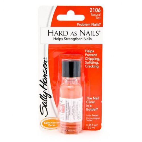 Sally Hansen Hard As Nails Средство для укрепления ногтей №2106 natural tint (натуральный)