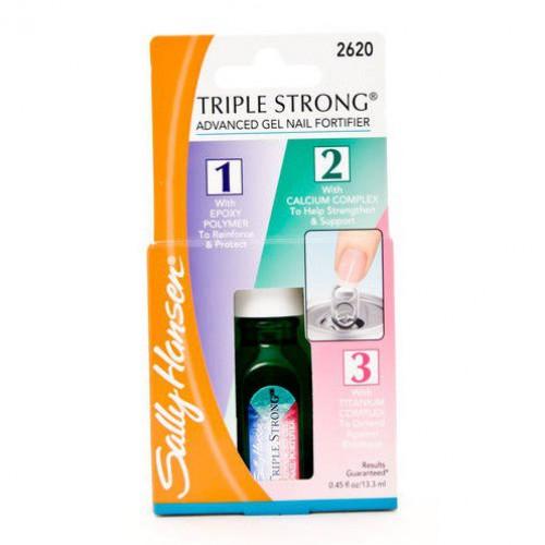 Sally Hansen Triple Strong Средство для укрепления ногтей тройного действия