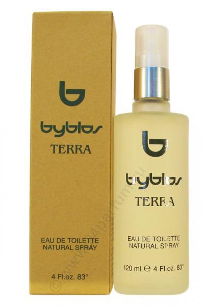 Byblos woman Terra Туалетная вода 120 мл. / vintage /