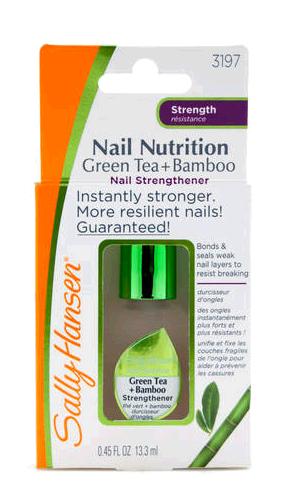 Sally Hansen Nail Nutrition Средство для укрепления слабых хрупких ногтей 2 в1