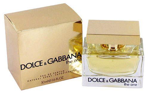 Dolce & Gabbana D&g woman The One Туалетные духи 30 мл.
