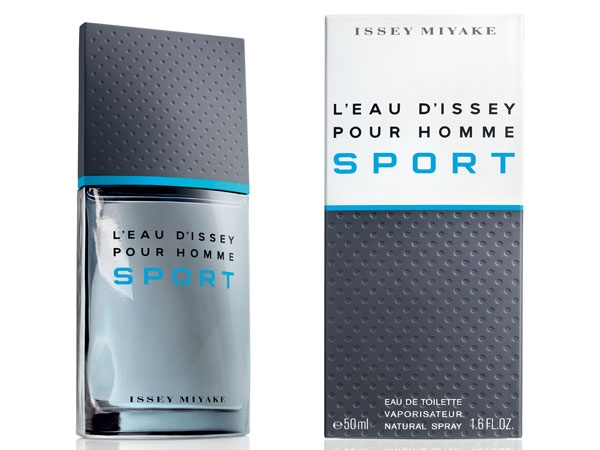 Issey Miyake L'eau D'issey Pour Homme Sport Туалетная вода 50 мл.