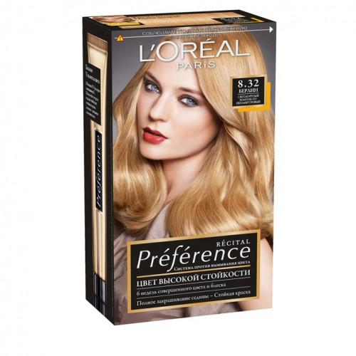 Garnier Color & Shine Крем-краска для волос без аммиака 8 светло- русый.