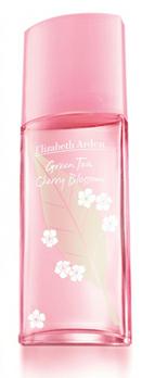 Elizabeth Arden woman Green Tea Cherry Blossom Туалетная вода 100 мл. Tester