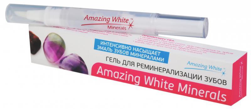 Amazing White Minerals Гель для реминерализации зубов