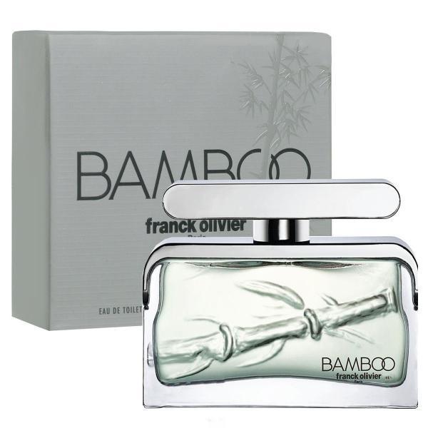 Franck Olivier men Bamboo Туалетная вода 50 мл.