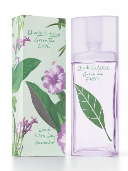 Elizabeth Arden woman Green Tea Exotic Туалетная вода 100 мл.