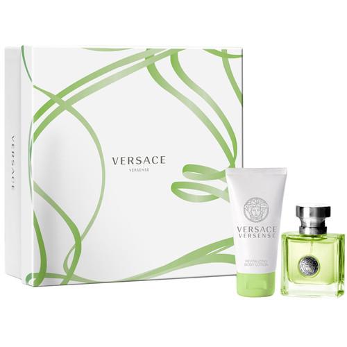 Versace woman Versense зеленый Набор: Туалетная вода 30 мл. + Лосьон для тела 50 мл.