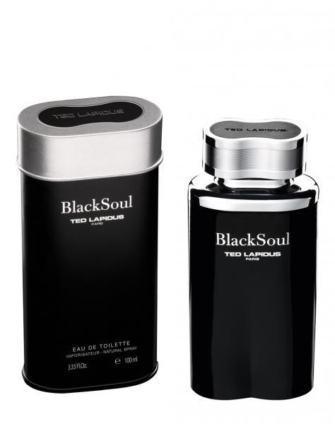 Ted Lapidus men Black Soul Туалетная вода 100 мл.