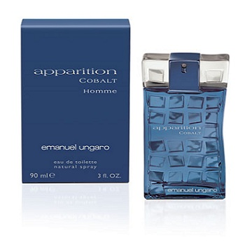 Emanuel Ungaro men Apparition Cobalt Туалетная вода 90 мл.