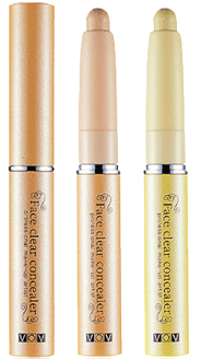 Vov Face Clear Concealer Маскирующий карандаш №21 светло-бежевый