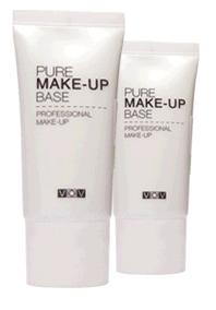 Vov Pure Make Up Base База под макияж №03 бежевая