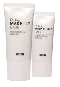 Vov Pure Make Up Base База под макияж №06 прозрачная силиконовая
