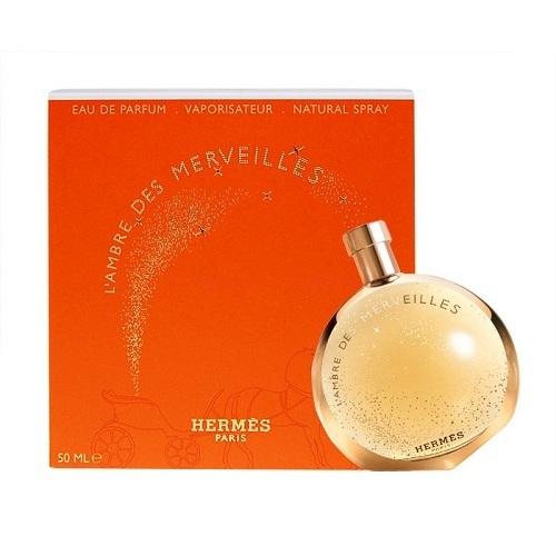 Hermes unisex L'ambre Des Merveilles Туалетные духи 15 мл.