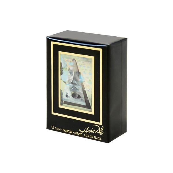 Salvador Dali woman черн. Духи 7.5 мл. (подарочная шкатулка, спрей) mini