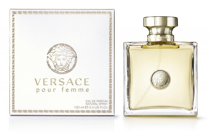Versace woman Versace белый Туалетные духи 30 мл.