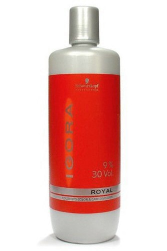 Schwarzkopf Professional Igora Royal Oil Developer Лосьон-окислитель 9% 1000 мл. New