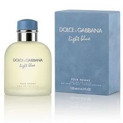 Dolce & Gabbana D&g men Light Blue Туалетная вода 75 мл.