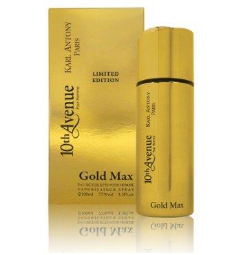 Karl Antony 10th Avenue men Gold Max ��������� ���� 100 ��. limited edition