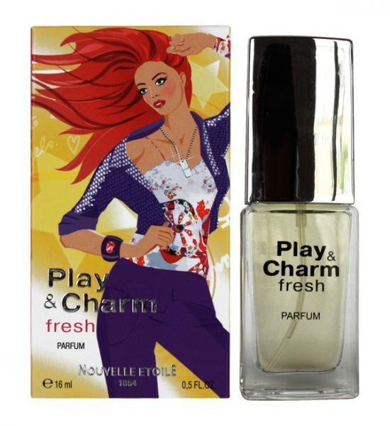 ����� ���� woman (16) ����� � ���������� ���� ���� 16 ��. (play&charm Fresh)