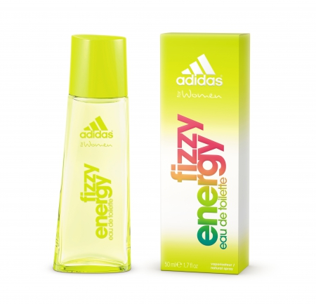 Adidas woman Fizzy Energy Туалетная вода 30 мл.