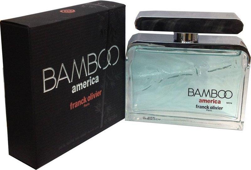 Franck Olivier men Bamboo America Туалетная вода 75 мл.